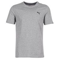 Abbigliamento Uomo T-shirt maniche corte Puma ESS TEE Grigio