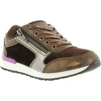 Scarpe Donna Sneakers basse Lois Jeans 83848 Marrón