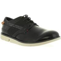 Scarpe Uomo Sneakers basse Lois Jeans 84521 Negro