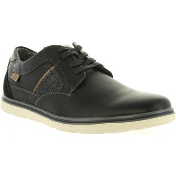 Scarpe Uomo Sneakers basse Lois Jeans 84516 Negro