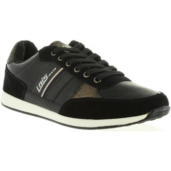 Scarpe Uomo Sneakers basse Lois Jeans 84567 Negro