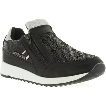 Scarpe Bambina Sneakers basse Lois Jeans 83851 Negro