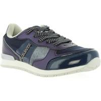 Scarpe Bambina Sneakers basse Lois Jeans 83847 Azul