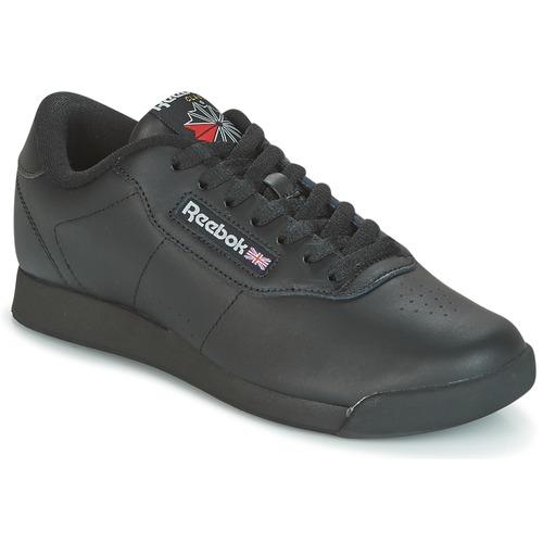 Reebok Classic PRINCESS Nero  Scarpe Sneakers basse Donna 56