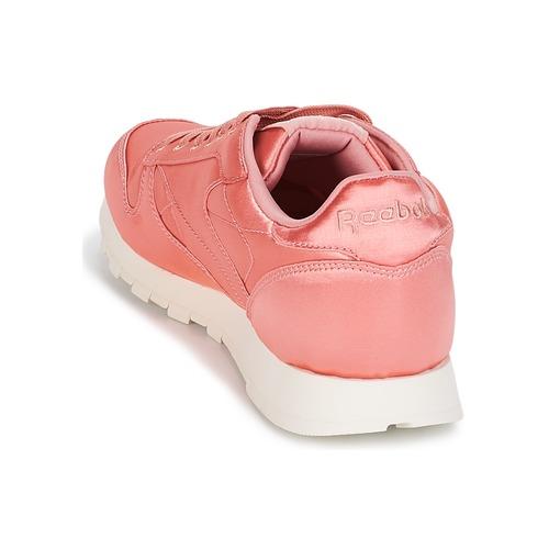 Reebok Classic SATIN CLASSIC LEATHER SATIN Classic Rosa  Scarpe Sneakers basse Donna 64,97 aa3da4