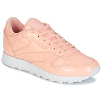 Scarpe Donna Sneakers basse Reebok Classic CLASSIC LEATHER PATENT Rosa