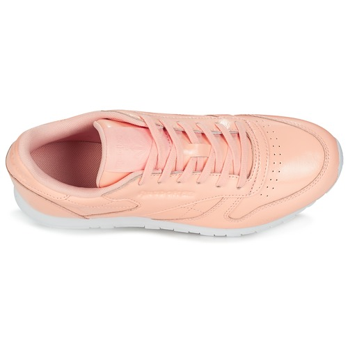Rosa Consegna Leather Classic 5000 Basse Gratuita Reebok Donna Scarpe Sneakers Patent CxBeErdWQo