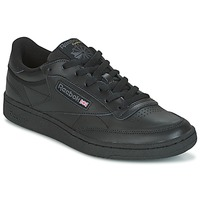 Scarpe Sneakers basse Reebok Classic CLUB C 85 Nero