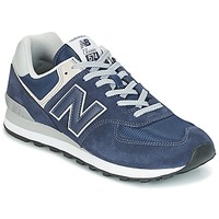 Scarpe Uomo Sneakers basse New Balance ML574 Blu