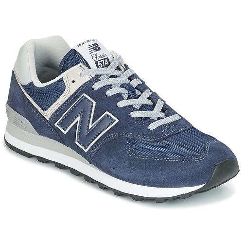 Sneakers Scarpe uomo New Balance ML574 Rosso Cuoio 6686957