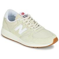 Scarpe Donna Sneakers basse New Balance WRL420 Beige