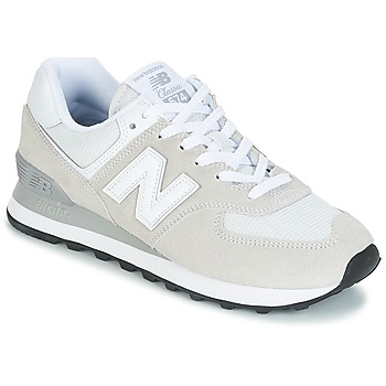 Scarpe Donna Sneakers basse New Balance WL574 Bianco