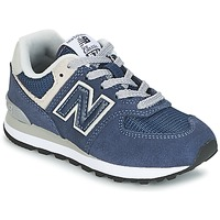 Scarpe Unisex bambino Sneakers basse New Balance 574 Marine