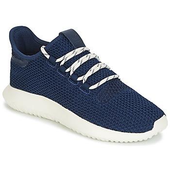 Scarpe Unisex bambino Sneakers basse adidas Originals TUBULAR SHADOW J Blu