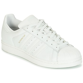 Scarpe Donna Sneakers basse adidas Originals SUPERSTAR Bianco
