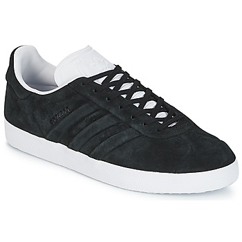 Scarpe Sneakers basse adidas Originals GAZELLE STITCH AND Nero