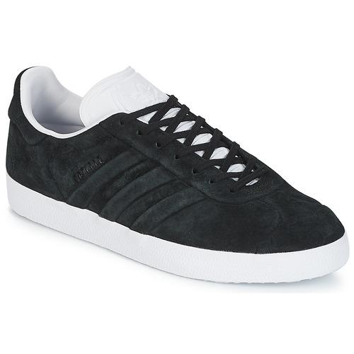 adidas Originals GAZELLE STITCH AND Nero  Scarpe Sneakers basse  44