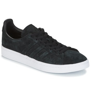 Scarpe Sneakers basse adidas Originals CAMPUS STITCH AND T Nero