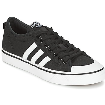 Scarpe Sneakers basse adidas Originals NIZZA Nero