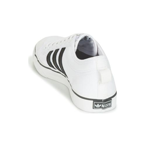 adidas Originals NIZZA Bianco  Scarpe Sneakers basse  56