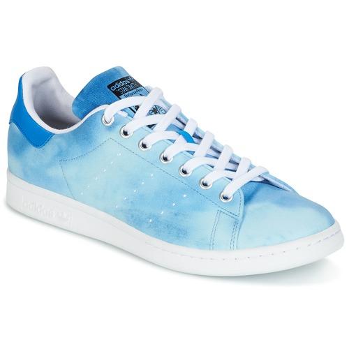 Scarpe Sneakers basse adidas Originals STAN SMITH PHARRELL WILLIAMS Blu 070eff0832b