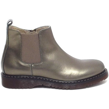 Scarpe Bambina Stivaletti Twin Set bambina, HA78AC, scarpe pelle nero stivaletto A7102 0