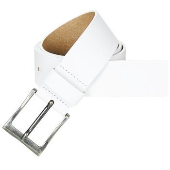 Accessori Uomo Cinture Replay GATAMI Bianco
