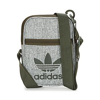 Borse Pochette / Borselli adidas Originals FESTIVAL BAG Grigio / Nero