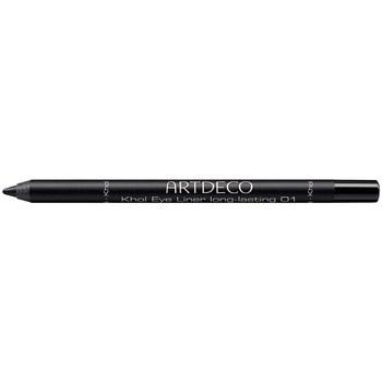 Bellezza Donna Matia per occhi Artdeco Khol Eye Liner Long-lasting 01-black 1,2 Gr 1,2 g