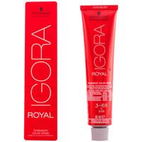 Bellezza Accessori per capelli Schwarzkopf Igora Royal 3-68  60 ml