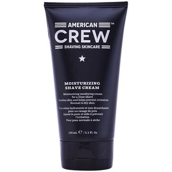 Bellezza Uomo Dopobarba American Crew Moisturizing Shave Cream  150 ml