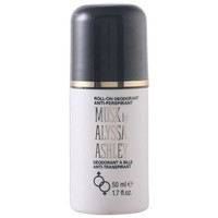 Bellezza Donna Deodoranti Alyssa Ashley Musk Deo Roll-on  50 ml
