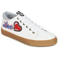 Scarpe Donna Sneakers basse Love Moschino JA15213G15 Bianco