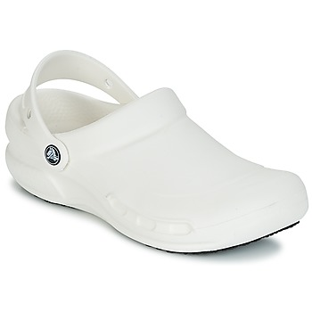Scarpe Zoccoli Crocs BISTRO Bianco