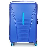 Borse Valigie rigide American Tourister SKYTRACER 77CM 4R Blu