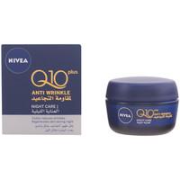 Bellezza Donna Idratanti e nutrienti Nivea Q10+ Anti-arrugas Noche  50 ml
