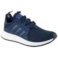 Scarpe Unisex bambino Sneakers basse adidas Originals X_PLR J blu