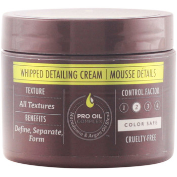 Bellezza Maschere &Balsamo Macadamia Styling Whipped Detailing Cream 57 Gr 57 g