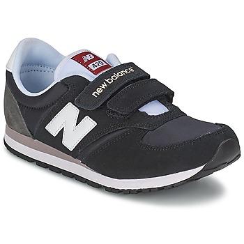 Scarpe Bambino Sneakers basse New Balance KE420 Nero / Grigio