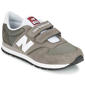 Scarpe Bambino Sneakers basse New Balance KE420 Grigio / Nero