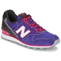 Scarpe Donna Sneakers basse New Balance WR996 Viola