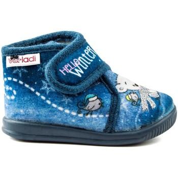 Scarpe Bambina Pantofole Vulladi PEK HELLO AZUL