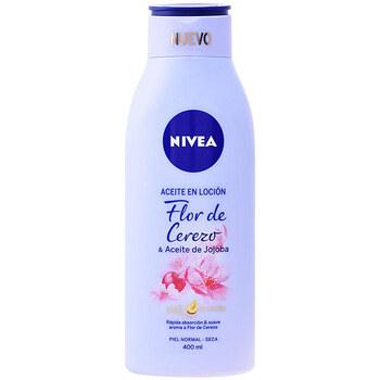 Bellezza Idratanti & nutrienti Nivea Aceite En Locion Flor Cerezo & Jojoba  400 ml