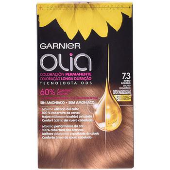 Bellezza Donna Accessori per capelli Garnier Olia Coloración Permanente 7,3-golden Dark Blonde 4 Pz 4 u