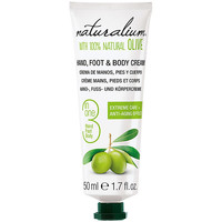 Bellezza Idratanti & nutrienti Naturalium Oliva 100% Hand, Foot & Body Cream  50 ml