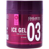 Bellezza Maschere &Balsamo Salerm Ice Gel Strong Hold Styling Gel 500 ml