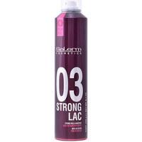 Bellezza Maschere &Balsamo Salerm Strong Lac 03 Strong Hold Spray   405 ml