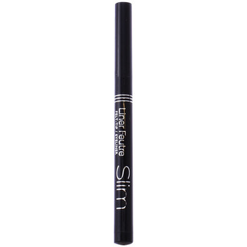 Bellezza Donna Eyeliners Bourjois Eyeliner Feutre Slim 16-black  0,8 ml