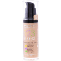Bellezza Donna Fondotinta & primer Bourjois 123 Perfect Liquid Foundation 54-beige  30 ml