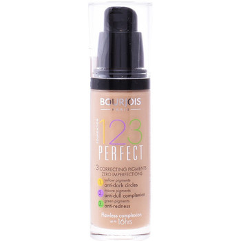 Bellezza Donna Fondotinta & primer Bourjois 123 Perfect Liquid Foundation 55-dark Beige  30 ml